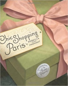 Chic shopping Paris
